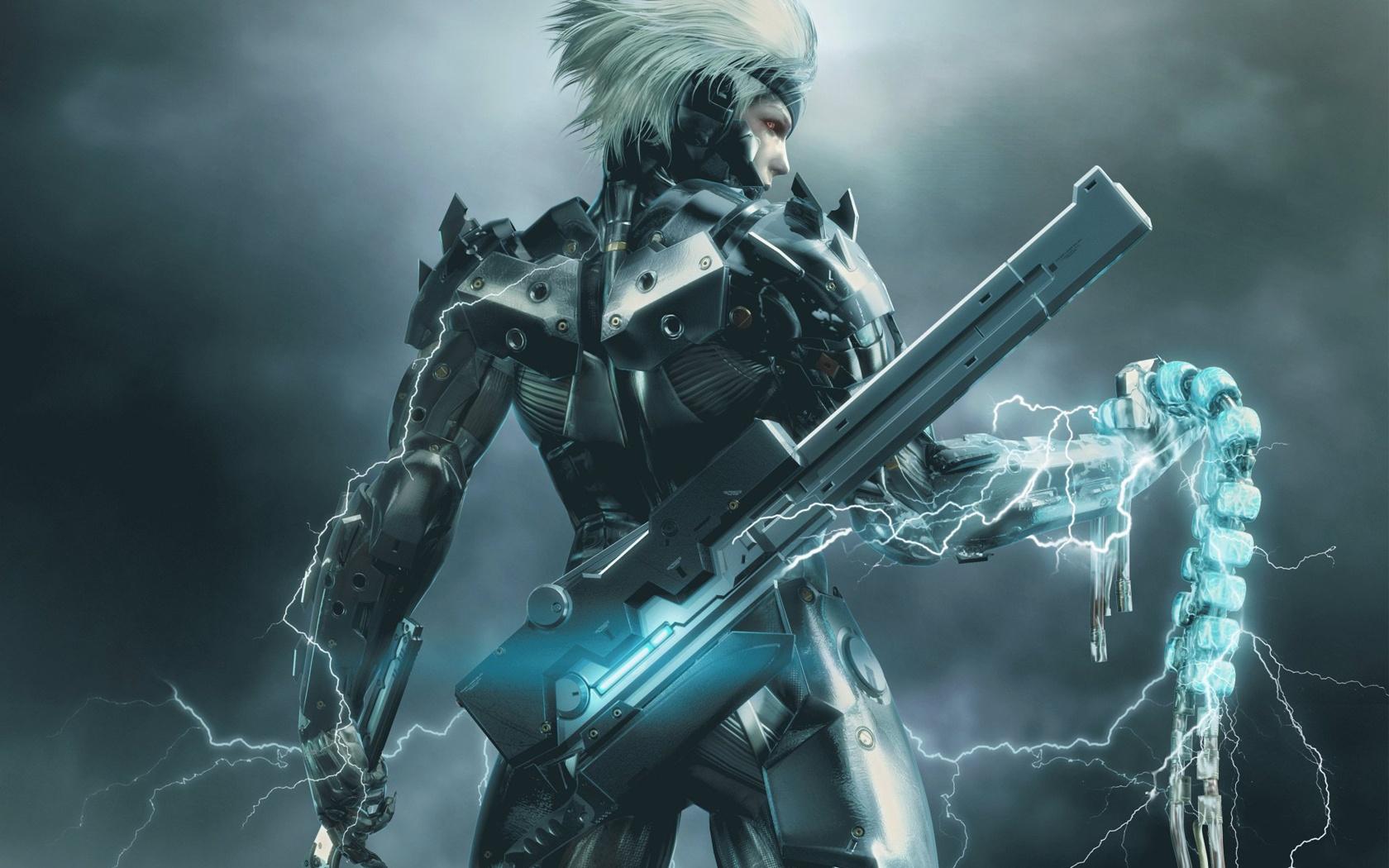 Metal Gear Rising Revengeance   LedkoHD