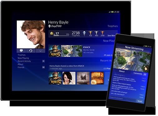 PS4-App