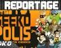 [REPORTAGE] GEEKOPOLIS 2014(HD)