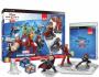 Unboxing du Pack de démarrage Disney Infinity 2.0 Marvel Super Heroes surPS3