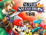 La démo de Super Smash Bros 3DS Japonaise est disponible!